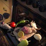 Gefilzte Handpuppen & Ofenhandschuhe
